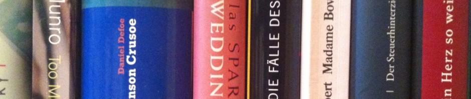 Beste Werke, wichtigste Bücher - Bovary und Crusoe