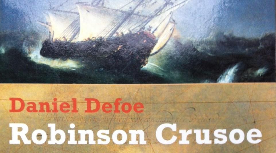 "Daniel Defoe – ""Robinson Crusoe"""