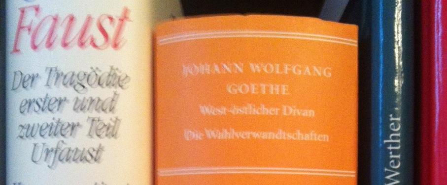 Johann Wolfgang von Goethe: Die Wahlverwandtschaften