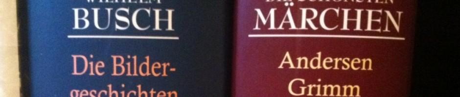 Beste Werke, wichtigste Bücher - Grimm und Andersen