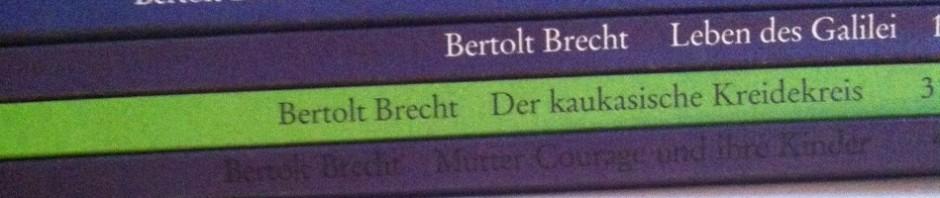 Berthold Brecht, Beste Werke, wichtigste Bücher