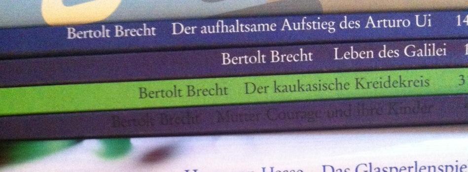 Bertolt Brecht: Geschichten vom Herrn Keuner