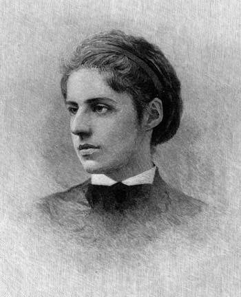 Emma Lazarus Biografie