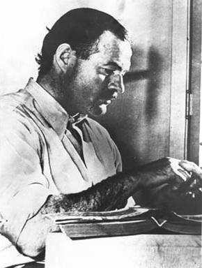 Ernest Hemingway Biografie