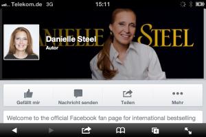 """Im Internetzeitalter angekommen: Steels Facebookpräsenz mit 1 Million """"Likes"""""""