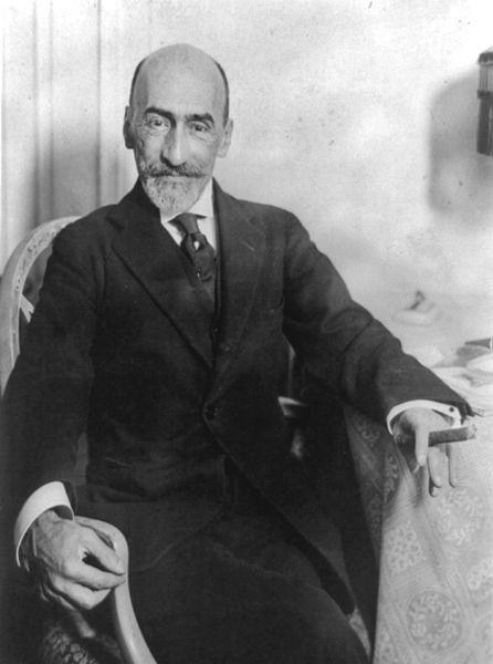 Jacinto Benavente Biografie