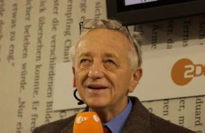 Louis Begley (c) Das blaue Sofa / Club Bertelsmann