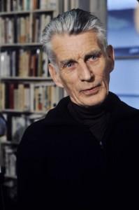 Samuel Beckett. (Bild: Roger Pic)