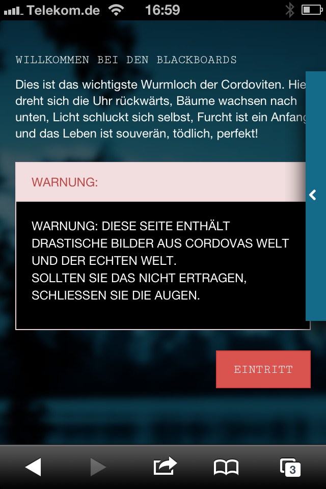 www.traue-ich-mich.de _Screenshot