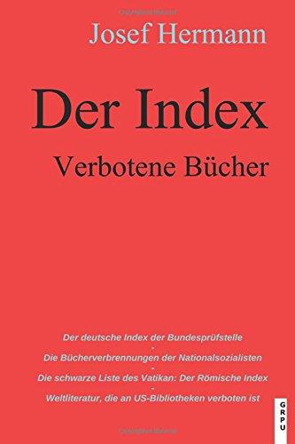 Der Index verbotene Bücher