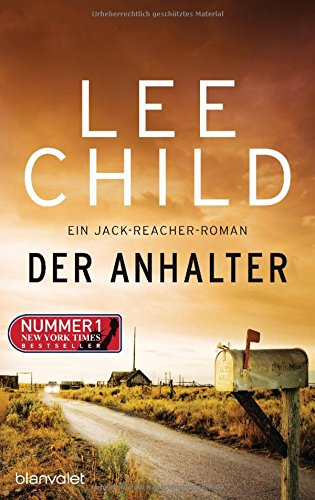 lee child der anhalter